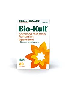 Bio-Kult Advanced Multi-Strain Bacterial Culture Formulation- Pack of 30 Capsules