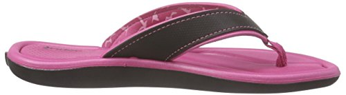Rider Cloud Ii Fem, Tongs femme Multicolore - Mehrfarbig (black pink 8377)