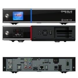 GigaBlue HD 800 Ultra UE 2x DVB-S2 Linux Full HDTV inkl. 2000 GB Festplatte
