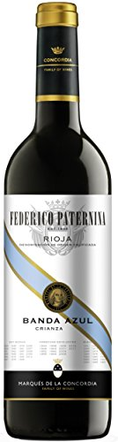 Federico Paternina Rioja Crianza Banda Azul - 0,75 l