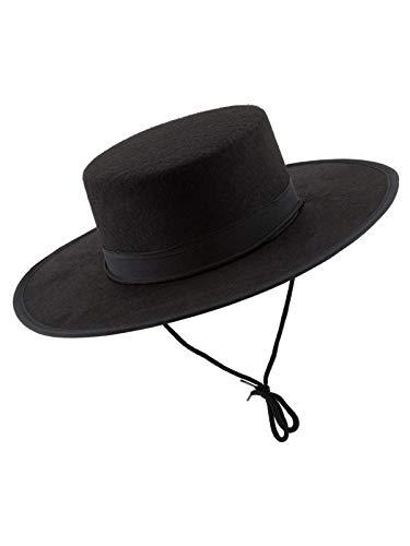 DISBACANAL Sombrero cordobes Fieltro