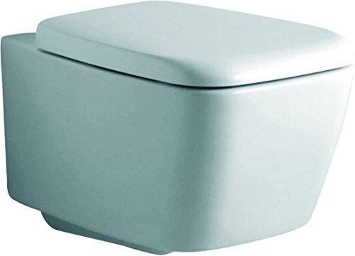 Preisvergleich Produktbild Ideal Standard t316501Ventuno Cuvette Suspendue mit WC-Sitz SoftClose weiß