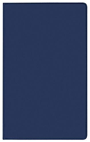 Taschenkalender Modus XL geheftet PVC blau 2019: Terminplaner mit Wochenkalendarium. Buchkalender - wiederverwendbar. 1 Woche 2 Seiten. 8,7 x 15,3 cm