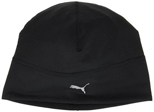 Puma Slick running hat - puma black, Größe:ADULT (Puma Slick)