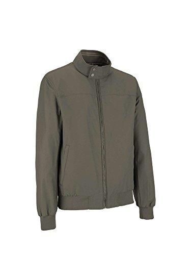 Geox Herren Jacke Man Jacket Verde