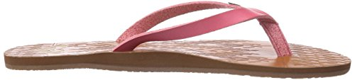 Roxy ELISA J Damen Zehentrenner Pink (Pink)