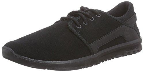 Etnies - Scout, Sneakers da uomo, nero (black/black/black), 41