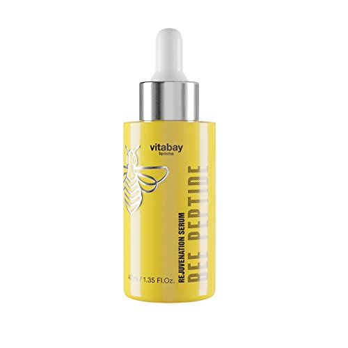 Bee Peptide Serum 40 ml - Royal Epigen P5 Konzentrat-Komplex mit Propolis, Gelee Royal, 15%...