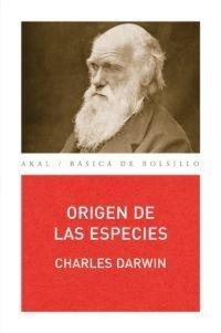 Origen de las especies / Origin of Species (Basica De Bolsillo) by Charles Darwin (2006-08-22)
