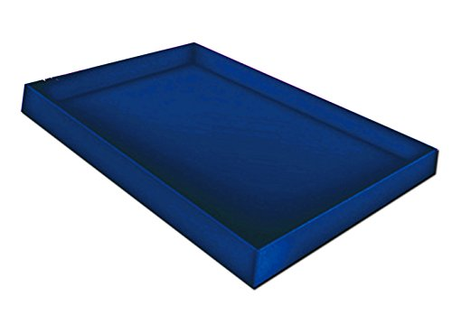 Hardside Wasserbetten Sicherheitswanne Auslaufwanne Wanne Standup Liner Wasserbett Safety Liners (183 x 213 cm (Kingsize)) -
