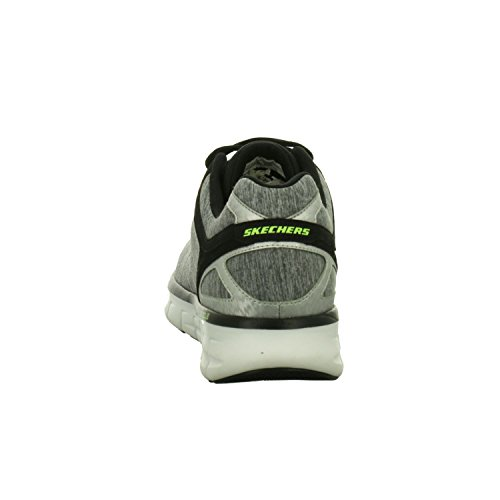 Hausschuhe Synergy Instant Reaction Grau Skechers Herren WYFnqA