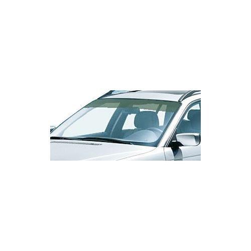 Preisvergleich Produktbild Sonnenblendstreifen - Folie schwarz 150 x 10cm