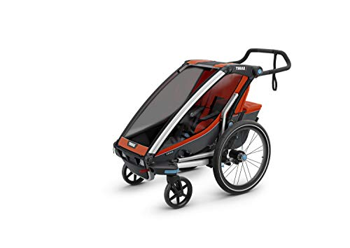 Thule Baby Chariot Cross 1, rot, One Size