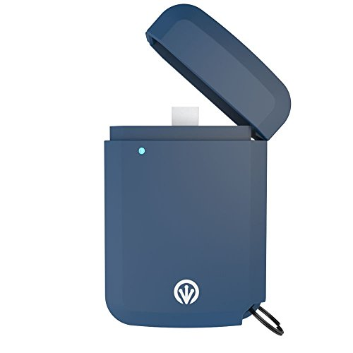iFrogz GoLite Express Carica Batterie Micro USB Portatile per Smartphone, 700mAh, Blu