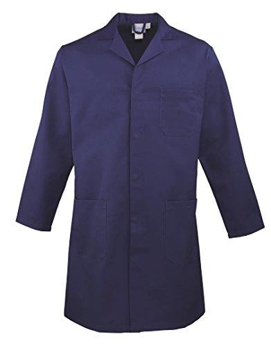 Premier Men's work wear Jacket Blu