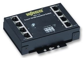 8-PORT 100BASE-TX INDUST. ECO SWITCH 852-112 By WAGO