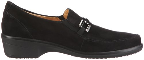 Ganter Gala Weite G 2-208142-01000, Chaussures basses femme Noir - V.6