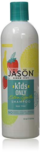 Jason Naturkosmetik Kids Only Extra Sanftes Shampoo, 517 ml -