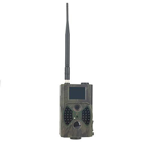 Luckiests 2.0' 'GRPS Jagd Test Kamera Scouting Spiel Wildlife Hunter Cam 12MP 1080P Nachtsicht 65ft 2G MMS HC-300M