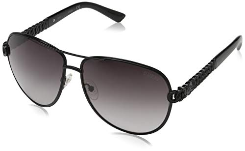 Guess Damen Sonnenbrille, Black, 59