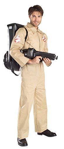 Fancy Me Herren Erwachsene Halloween Ghostbuster mit Aufblasbar -
