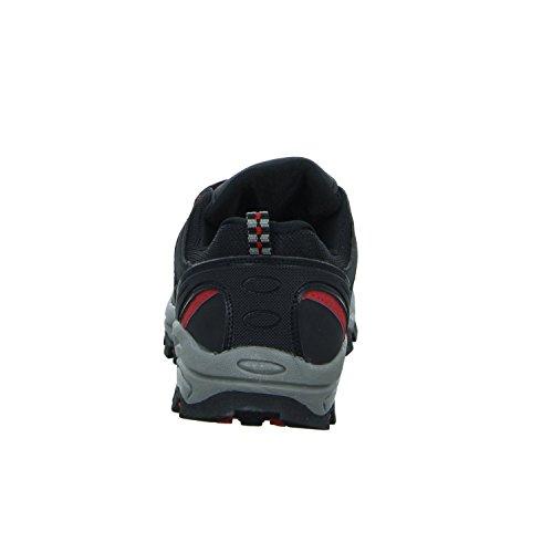 Sneakers FN71004 Damen Leichtwanderhalbschuh Schwarz (Schwarz)