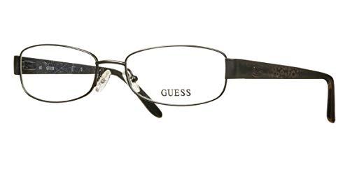 GUEX5 Damen Brillengestelle Brille GU2392 53C93, Schwarz, 53
