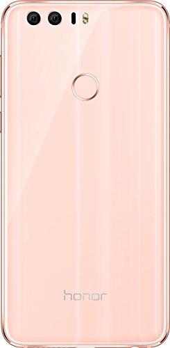Honor 8 Premium Smartphone portable débloqué 4G (Ecran: 5,2 pouces - 64 Go - Double Nano-SIM - Android) Rose