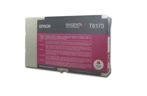 Epson T6173 Cartouche d'encre d'origine Magenta Haute capacité 7000 pages