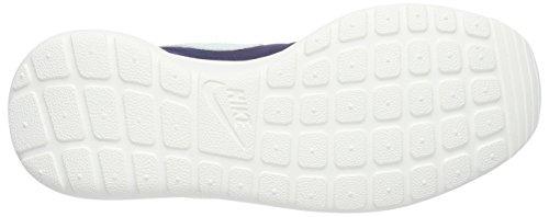 Nike WMNS NIKE ROSHE ONE PRINT PREM Damen Sneakers Blau (431 MIDNIGHT NAVY/FIBERGLASS-SAIL)
