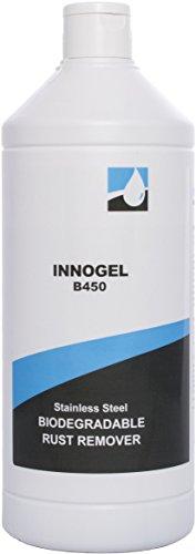 Emergo innogel B4501kg–nicht Abrasiv Edelstahl Rost und Fleckenentferner Cleaner Gel