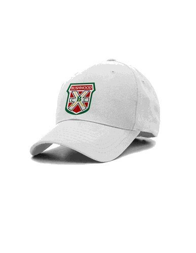 Caddyshack Bushwood Country Club Golf weißer Baseball (Caddyshack Hat)