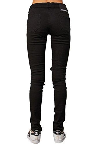 Criminal Damage -  Jeans  - skinny - Donna Black