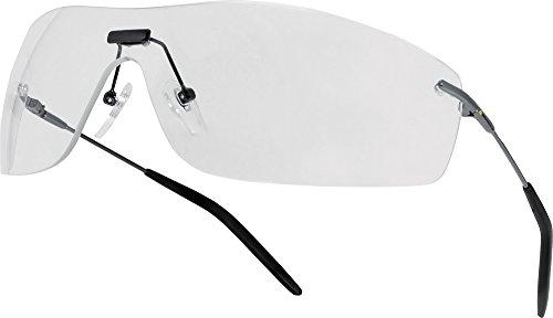 Delta Plus salina trasparente Wrap antigraffio mist lenti UV400occhiali protettivi occhiali