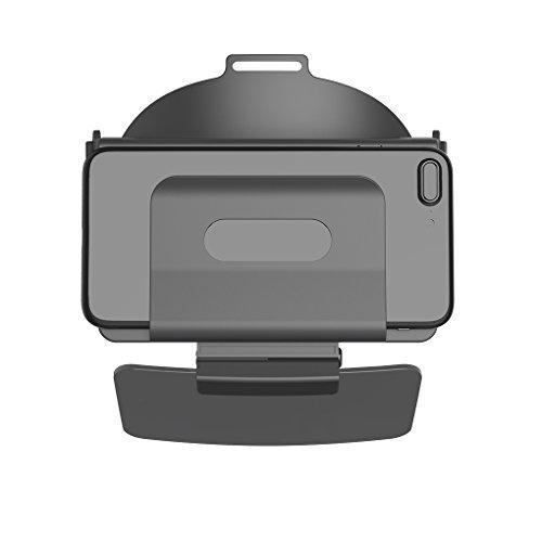 censhaorme FOV 69 ° AR Viewer Auricular Inteligente Aumentada Gafas de Realidad adecuados para iOS/Android 4-5,5 Pulgadas teléfonos Inteligentes de Pantalla