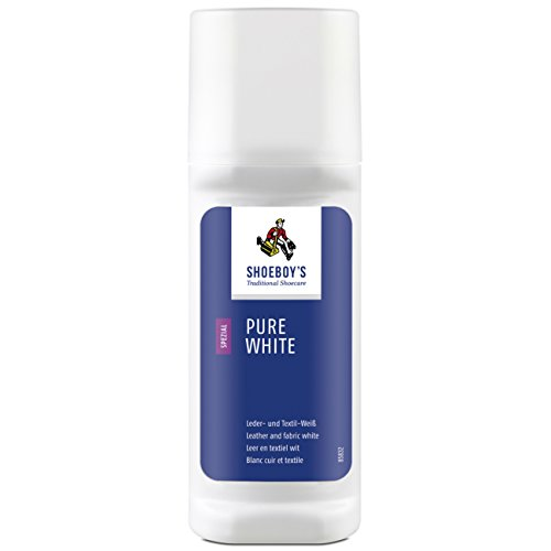 Shoe Boys Pure White - Nourishing Lotion for White Shoe