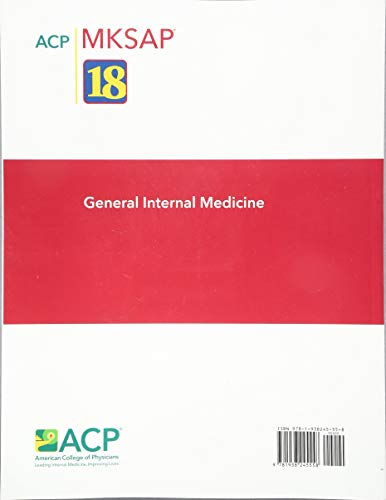 Catalogo prodotti american college of physicians mksap 2019