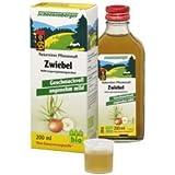 ZWIEBELSAFT naturrein Schoenenberger 200 ml Saft (Bild: Amazon.de)