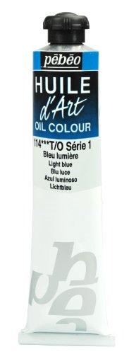 pbo-peinture-huile-dart-1-tube-de-80-ml-bleu-lumire