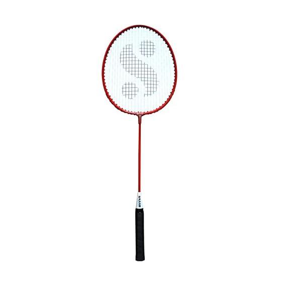 Silver's SIL-Smash Aluminum Badminton Racquet