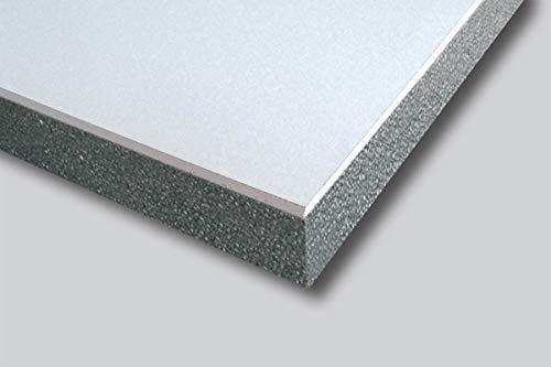 FUTURAZeta - 5 PANNELLI EPS POLISTIROLO+CARTONGESSO per isolamento interno pannello accoppiato 100x120x3cm