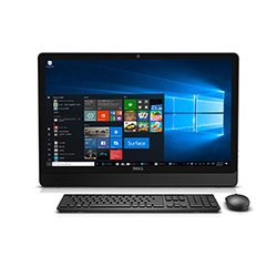 Dell 3464 A266101SIN9 (DLAI0096) 8-inch All-In-One PC 7th Generation Intel, Core i3-7100U Processor(3M Cache, 2.40 GHz, 4GB RAM, 1TB HDD, Windows10)