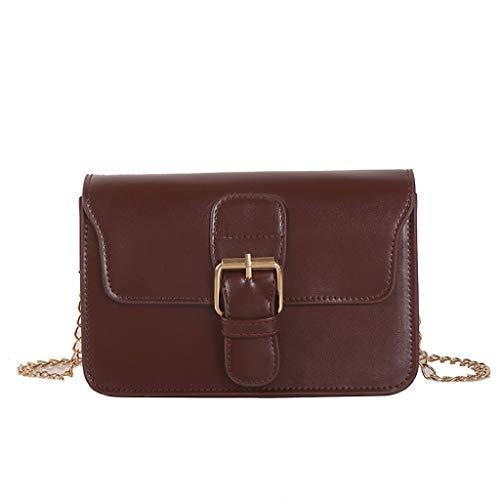 Prada Satchel Bag (Mitlfuny handbemalte Ledertasche, Schultertasche, Geschenk, Handgefertigte Tasche,Frauen wilde Kuriertasche Mode eine Schulter kleine quadratische Tasche)