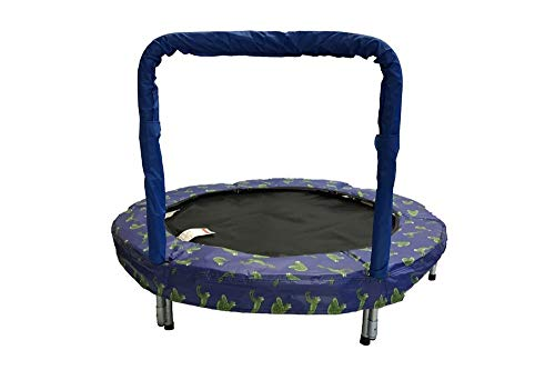 trampoline Mini BouncerFrog 121 cm blue Best Price and Cheapest