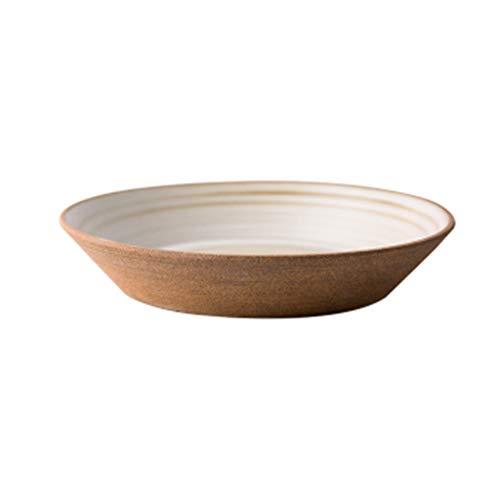Purki Piastra in Ceramica da 9 Pollici, Piastra a Filo Doppio Orecchio,...