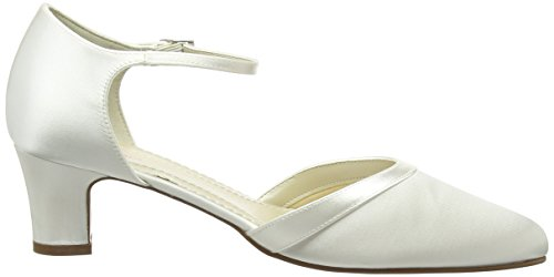 Elsa Coloured Shoes , Hi-Top Slippers femme Blanc - Ivory