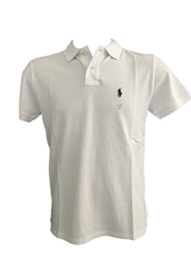 Polo Ralph Lauren Herren Poloshirt Weiß 7105 -