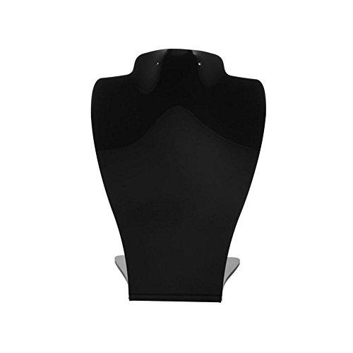 arvin87lyly Jewelry Halskette Anhänger Ohrring Display Ständer Mannequin Laden-Kette Styling Schmuck Aufbewahrung