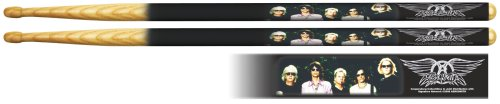 Company X Accessories Rock Stix - Drum Sticks - Aerosmith (Nintendo Drums)