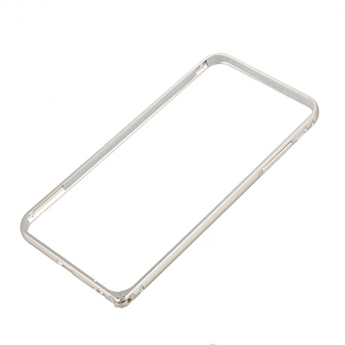 "RE:CRON® iPhone 6 Plus (5,5"") Aluminium Handy Bumper Aluminium - grau Gold"